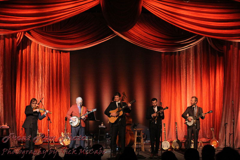 Steve Martin, Edie Brickel and The Steep Canyon Rangers
